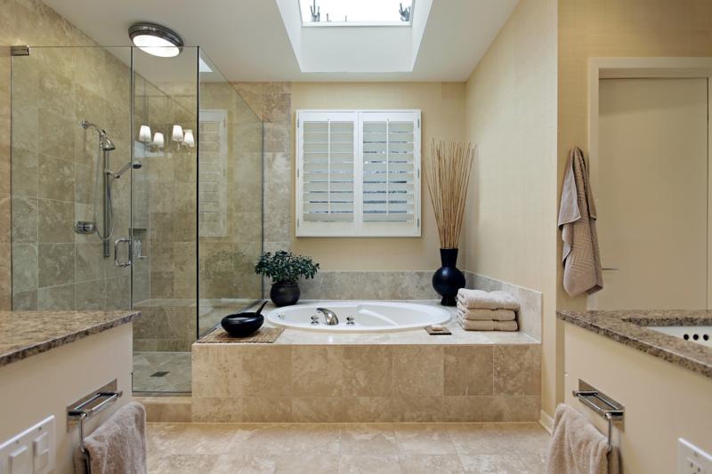 Banyo Dekorasyonunda Hamam Modası