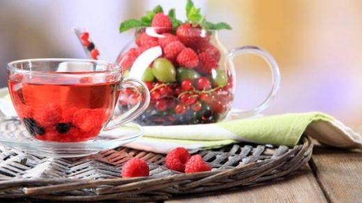 ahududu çayı