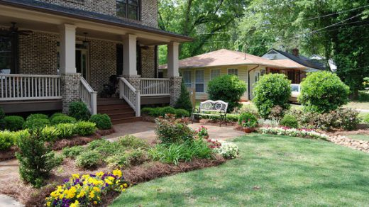 Bahçeli Evler