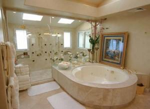 Banyo Dekorasyonları