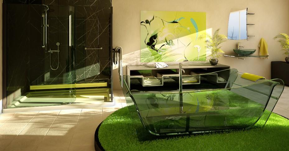 Banyo Tasarımında Moda Rüzgarı