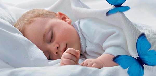 bebekler uyku
