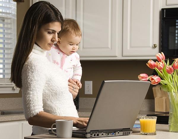 çalışan annelerin çocuk özlemi