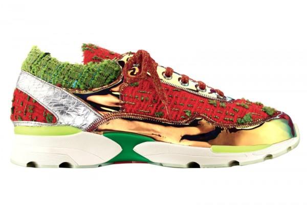 Chanel Spor Ayakkabı