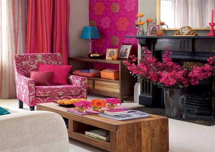 dekorasyon ve renkler