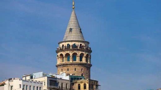 Galata Kulesi Tarihi