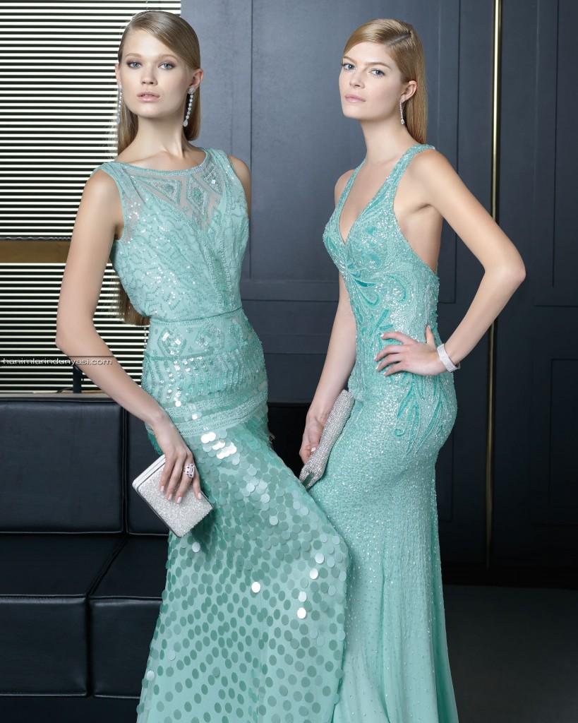 2014 Gece Kıyafeti Modelleri