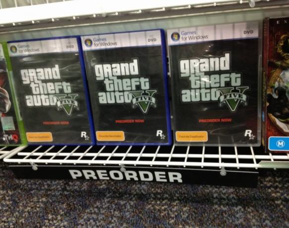 GTA V PC'ye Geliyor!