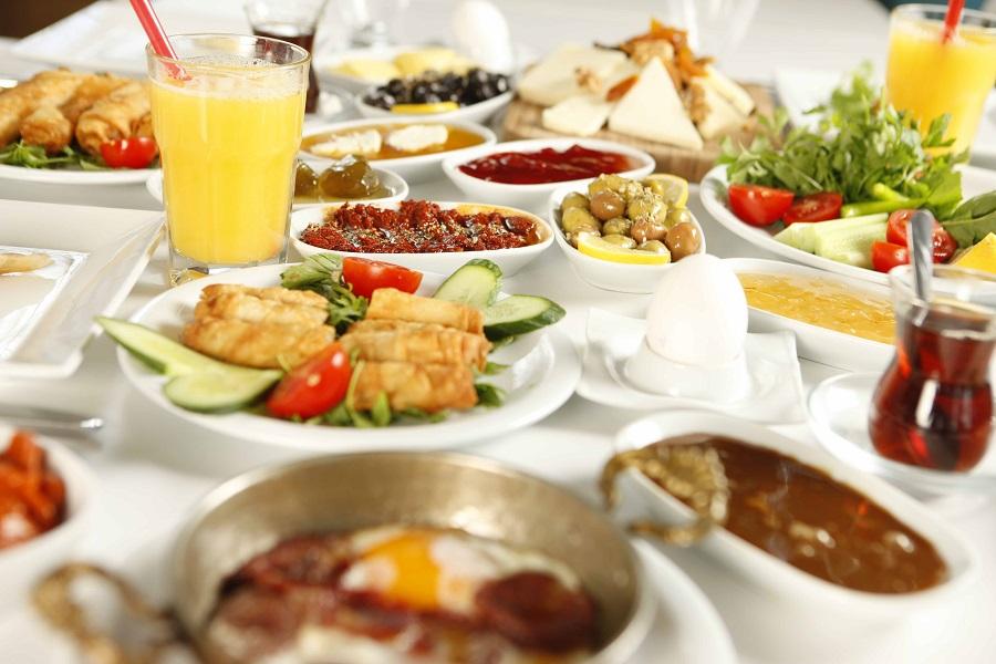 sahur kahvaltısı