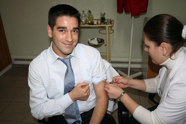 Öğretmenlere Aşı