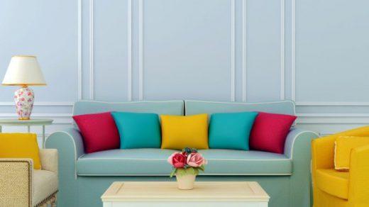 Renkli Ev Aksesuarları