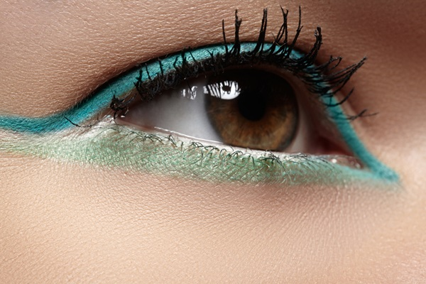renkli gözkalemi