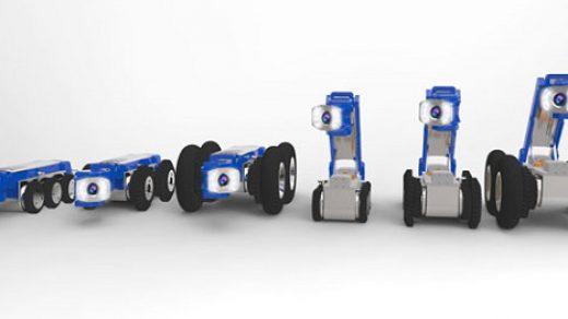 kanal görüntüleme robotu