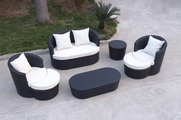 Siyah Beyaz Bambu