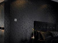 Siyah Duvar Kağıdı Kullanmak