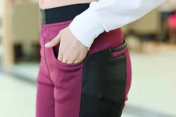 süet pantolon