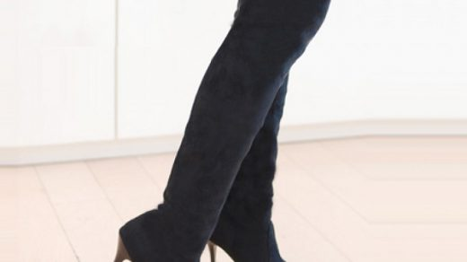 Süet Topuklu çizme